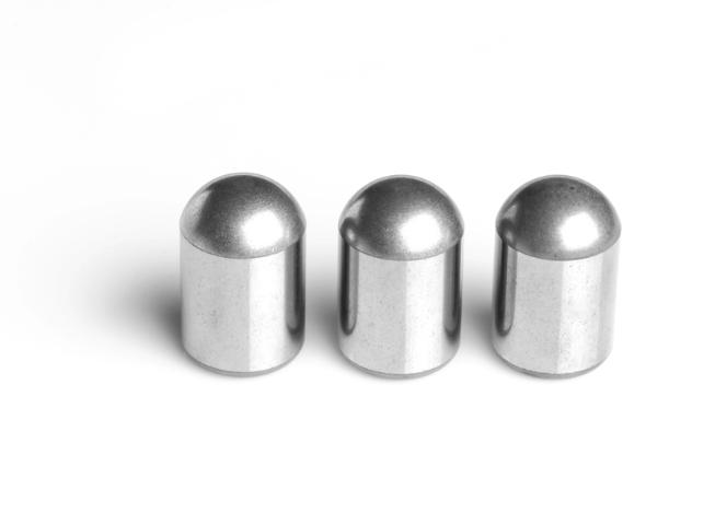 潜孔钻头专用钨钢球齿 yg11c硬质合金球形齿 D16X26mm