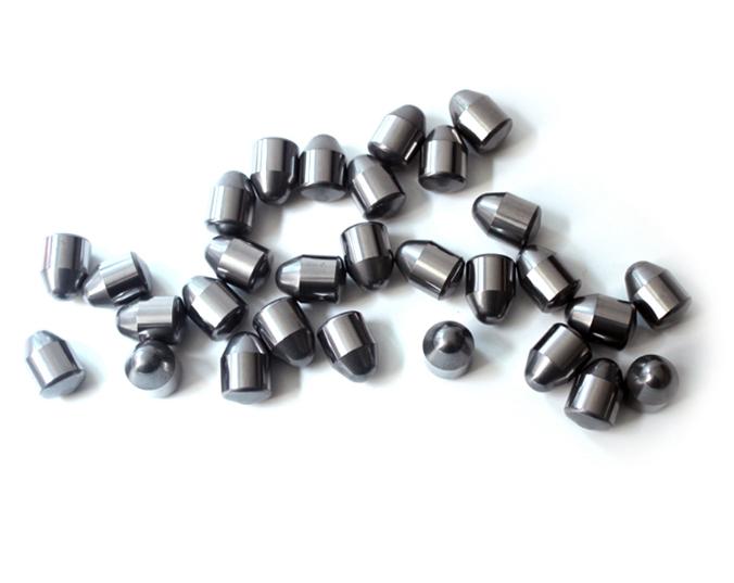 硬质合金锥形齿 潜孔钻头专用地矿合金球齿_子弹头