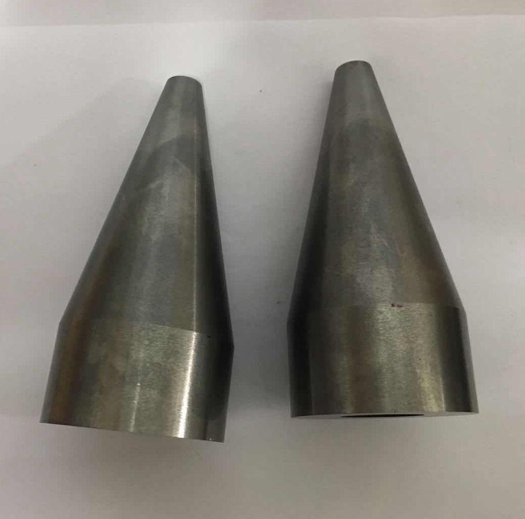 硬质合金喷嘴喷雾粒度指标的确定