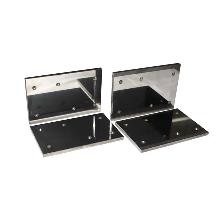 3D热弯机加热板_钨钢均热板_高温抗氧化_96孔板