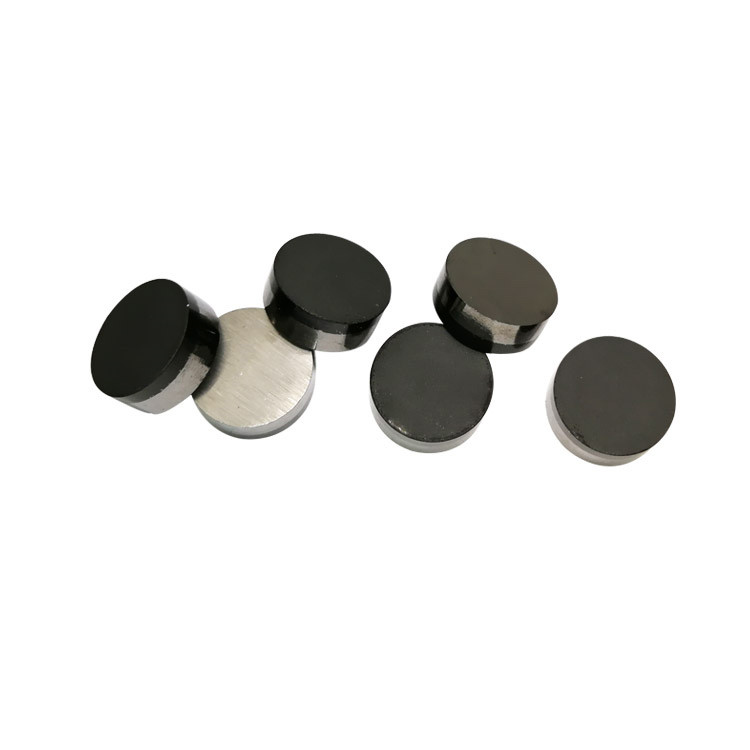 PDC复合片 金刚石复合片煤炭片 1308硬质合金金刚石复合片