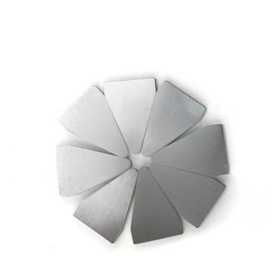 钨钢磨刀器刀片 表面精磨抛光 耐磨性能超好 12*7.3*1.3mm