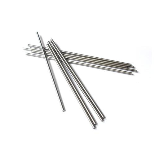 高纯度焊极纯钨棒 6.0*330mm 纯钨棒_镧钨棒