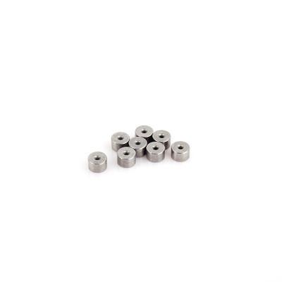 硬饵配重小圆片 钨圆柱 适合各类硬饵配重 密度均匀