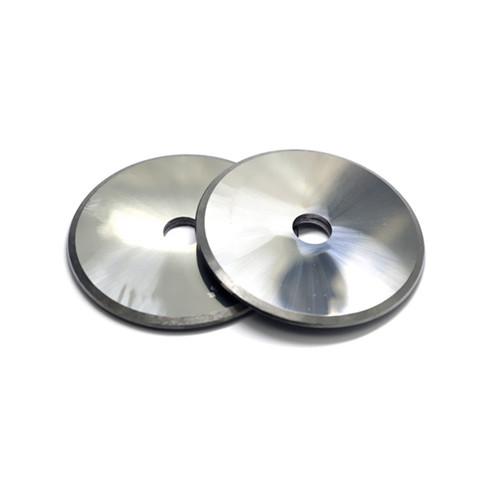 钨钢切脚机刀片 硬质合金圆盘刀刀片 切PVC板用刀片(图3)